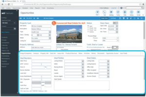Commercial Real Estate CRM Property Deal Tracking