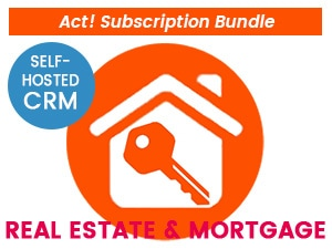 Real Estate PLUS Mortgage CRM Self Hosted Software