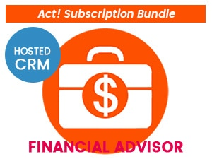 Financial Advisor CRM Hosted Solution