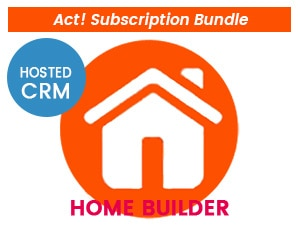Home Builder CRM Hosted Solution