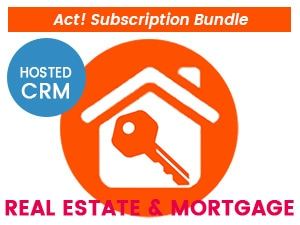 Real Estate PLUS Mortgage CRM Hosted Solution