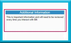 Free Act Database Keep Track of Additional Important Information